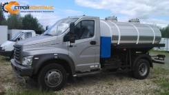 ГАЗ ГАЗон Next. Автоцистерна для перевозки живой рыбы Газон Некст (Рыбовоз), 4x2. Под заказ