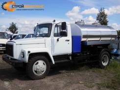 ГАЗ 3309. Автоцистерна для перевозки живой рыбы ГАЗ-3309, 4x2