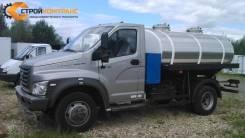 ГАЗ ГАЗон Next. Автоцистерна для перевозки живой рыбы Газон Некст, 4x2. Под заказ