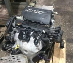 Двигатель C18NED Daewoo Leganza 1.8 л 105 л. с