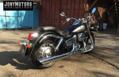Honda Shadow 400. 400 куб. см., исправен, птс, без пробега
