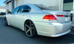 Крышка багажника. BMW 7-Series, E65, E66, E67