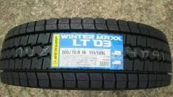 Dunlop Winter Maxx LT03. зимние, 2017 год, новый