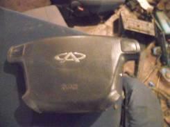 Подушка безопасности водителя. Chery Amulet Chery Amulet A15 SQR480