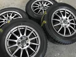 """Claire R16 5*114.3 6.5j et53 + 215/60R16 Dunlop DSX-2 2014. 6.5x16"""" 5x114.30 ET53. Под заказ"""