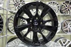 Новые диски на Lexus LX 570 R20 5*150