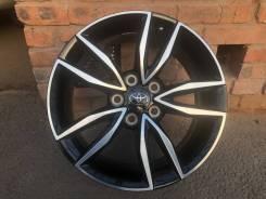 Оригинальные литые диски Toyota Camry Exclusive R17