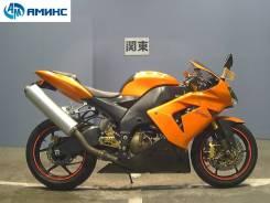 Мотоцикл Kawasaki Ninja ZX-10R на заказ из Японии без пробега по РФ, 2004