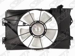 Диффузор радиатора в сборе TOYOTA COROLLA 00-06 #ZE12# Sat STTY282010
