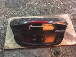Крышка багажника Suzuki Kizashi