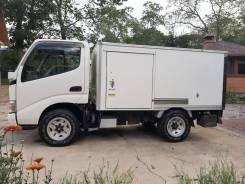 Toyota Dyna. Продам грузовик Toyota DYNA, 2 500куб. см., 1 050кг., 4x4