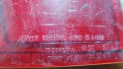 Задний фонарь. Toyota Yaris, NCP10, NLP10, SCP10 Toyota Vitz, NCP10, NCP15, SCP10 Toyota Echo, NCP10, SCP10 1NDTV, 1SZFE, 2NZFE