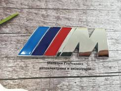 Наклейка BMW M серии 1, 3, 5, 6, 7, M3, M5, M6