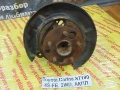 Ступица Toyota Carina Toyota Carina 1992.10, левая задняя