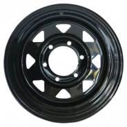 Легковой диск R-Steel A17 4X4 8x 16 5x165,1 et-24 125 black