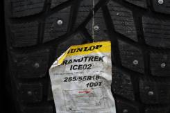 Dunlop SP Winter Ice 02, 255/55 R18