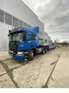 Scania P440. Тягач седельный Scania P-440, 6х4, 2014 г. в., 13 000куб. см., 20 000кг., 6x4