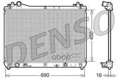 Радиатор охлаждения двигателя. Suzuki Vitara, ET, TA, TA51, TA51C, TA51V, TA52C, TD01V, TD02V, TD03V, TD11V, TD21V, TD31V, TD52V, TD62V, TE01V, TE02V...
