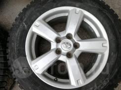 Хорошие диски Тойота Рав4, R17