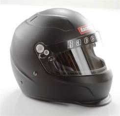 Шлем RaceQuip темно-серый закрытый размер M