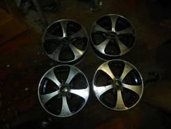 Колесные диски литые комплект R14 5на 100