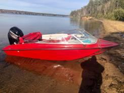 Лодка радуга 420 продам