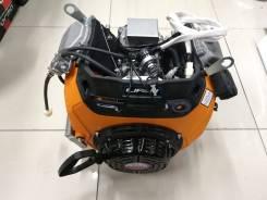 """Двигатель """"Lifan"""" 2V80F-A (29 л. с. ) на снегоход Буран"""