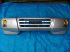Бампер передний Mitsubishi Pajero V65W/V75W/V68W/V78W 2я модель