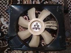 Вентилятор радиатора кондиционера Honda Civic 4d 06-12