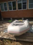 Надувная лодка Nissamaran Tornado 290 (серая)