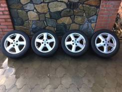 """Одноширокое литьё Tourer S + Резина Michelin 16 [SiberianTurboParts]. 6.5x16"""" 5x114.30 ET50 ЦО 60,0мм."""