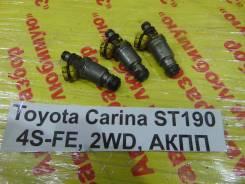 Форсунка топливная Toyota Carina Toyota Carina 1992.10