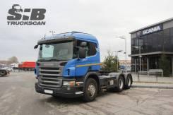 Scania P380. Продается 6х4 в Новосибирске, 11 000куб. см., 30 000кг., 6x4