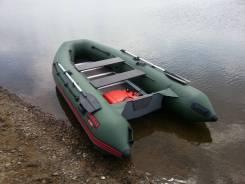 "Продам лодку ""Кайман360"" с мотором 15 л. с. ""Сузуки"""