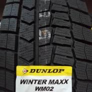 Dunlop Winter Maxx WM02. зимние, без шипов, 2019 год, новый