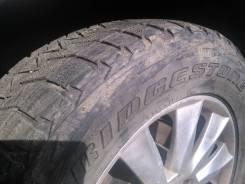 Bridgestone Blizzak DM-V1. зимние, б/у, износ 60%