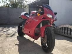 Ducati. 916куб. см., исправен, птс, с пробегом