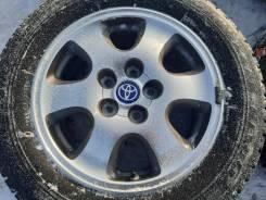 Тойота Ипсум-оригинал, R16 5*114.3