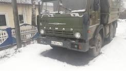 КамАЗ 5511. Рождается грузовик КамАЗ, 9 000куб. см., 10 000кг., 6x4