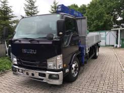 Isuzu Elf. Продается грузовик ицузу эльф 13 г тонаш кузова 4 тон стрела 3 т, 3 000куб. см., 4 000кг.