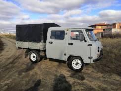 УАЗ 390945, 2007