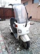 Honda Gyro Canopy. 49куб. см., исправен, без птс, с пробегом