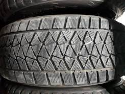 Bridgestone Blizzak DM-V2. зимние, без шипов, 2016 год, б/у, износ 20%