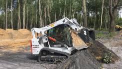 Аренда мини погрузчика Bobcat T590 гусеничный
