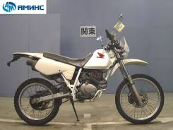 Honda XLR200, 1993