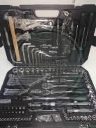 Набор инструментов sata CR-V 129 предметов.