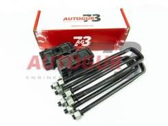 Комплект для лифта (рессора мост 60 мм) УАЗ-452 Autogur73 [РМ45260мм]