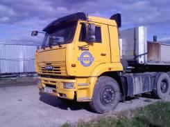 КамАЗ 6460-63, 2012