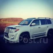 Капот Elford Toyota Land Cruiser 200 Тюнинг 2007-2015 год