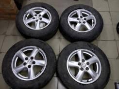 "Комплект Mazda бесплатная доставка до ТК. 6.5x16"" 5x114.30 ET50 ЦО 60,0мм."
